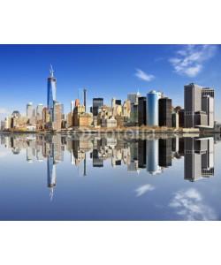 Acrylglasbild SeanPavonePhoto, Lower Manhattan