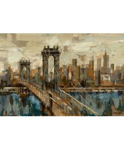 Silvia Vassileva, New York View