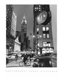Henri Silberman, Chrysler Clock