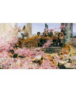 Lawrence Alma-Tadema, Die Rosen des Elagabalus