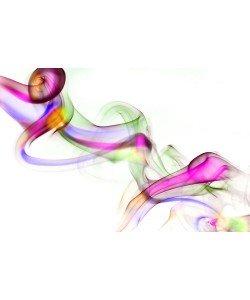Leinwandbild, Krzysztof Wiktor, art of smoke