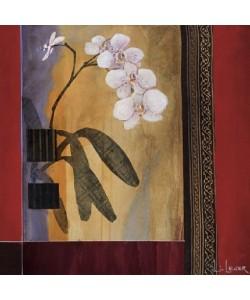 Leinwandbild, Don Li-Leger, Orchid Lines I