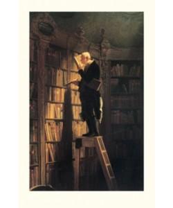 Carl Spitzweg, Der Bücherwurm