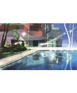 Stefan Gibson, Pool Scene 1