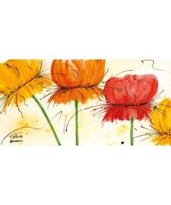 Sylvia Haigermoser, Blumen Fantasie I