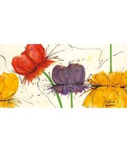 Sylvia Haigermoser, Blumen Fantasie II
