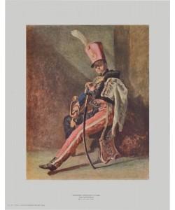 Théodore Géricault, Der Husasren-Trompeter