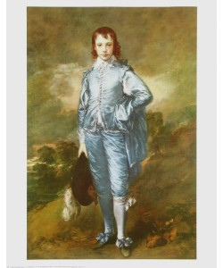 Thomas Gainsborough, Knabe in Blau ca. 1770