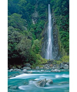 Thomas Marent, Thunder Creek Falls