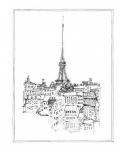 Avery Tillmon, Eiffel Tower
