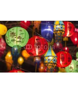toa555, Asian lanterns in lantern festival