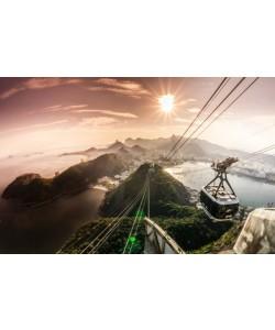 Toby Seifinger  View over Rio de Janeiro
