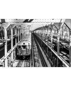Toby Seifinger  New York Train