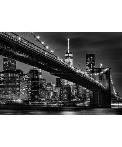 Toby Seifinger  New York Skyline at Night