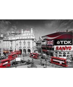 Sonderangebot Leinwandbild Unbekannt, LONDON - Picadilly Circus