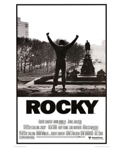 Unbekannt, Rocky - Movie Score Arms Up