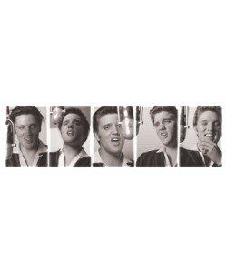 Leinwandbild Unbekannt, Elvis Presley - Love Me Tender