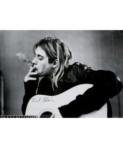 Leinwandbild, Unbekannt, Kurt Cobain