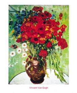 Vincent van Gogh, Vase avec marguerite