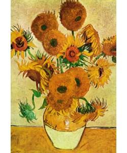 Vincent van Gogh, Vaso di girasoli