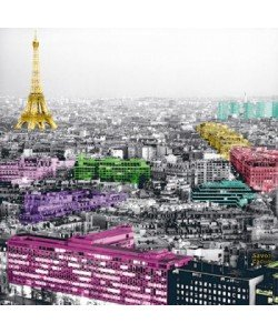 Anne Valverde, Eiffel Colours
