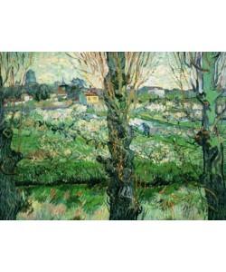 Vincent van Gogh, Blick auf Arles
