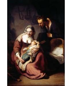 Rijn van Rembrandt, Die heilige Familie