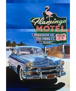 VAUTRIN, Flamingo Motel