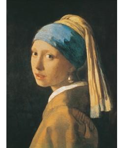 Jan Vermeer, Ragazza con l`orecchino di perla