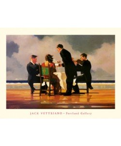 Jack Vettriano, Elegy for The Dead Admiral