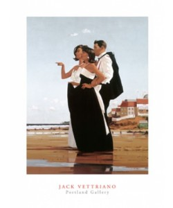 Jack Vettriano, The Missing Man II