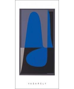 Victor Vasarely, Donan 2, 1957-1958 (Büttenpapier)