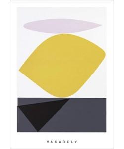 Victor Vasarely, Souzon (Büttenpapier)