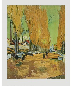 Vincent van Gogh, Les Alyscamps