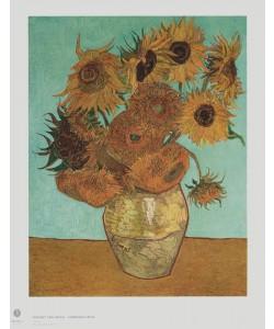 Vincent van Gogh, Sonnenblumen (Kleinformat)