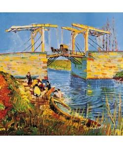 Vincent van Gogh, Die Brücke bei Langlois in Arles