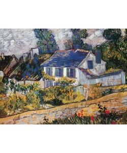 Vincent van Gogh, Haus bei Auvers