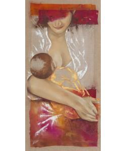 Virginie Cadoret, Maternit
