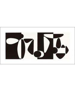 Victor Vasarely, Tampico, 1953 (Büttenpapier)