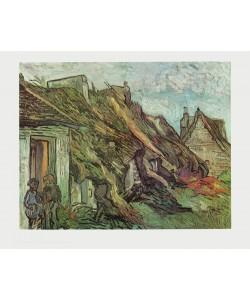 Vincent van Gogh, Bauernhäuser