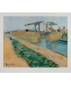 Vincent van Gogh, Die Zugbrücke