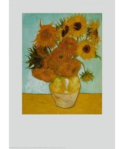 Vincent van Gogh, Sonnenblumen (das bekannte)