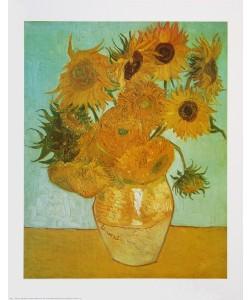 Vincent van Gogh, Sonnenblumen No.2 (das Bekannte)