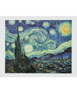 Vincent van Gogh, Sternen-Nacht