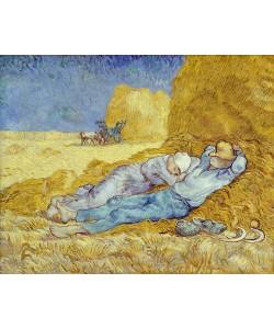 Vincent van Gogh, Das Mittagsschlfchen