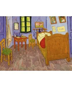 Vincent van Gogh, Schlafzimmer in Arles