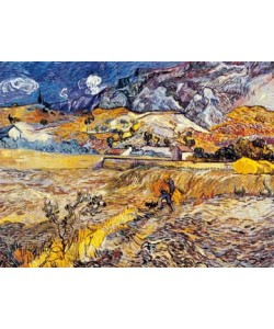 Vincent van Gogh, Spaziergang bei San Ramy
