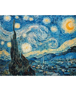 Vincent van Gogh, Sternennacht