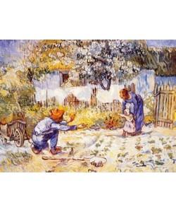 Vincent van Gogh, Erste Schritte
