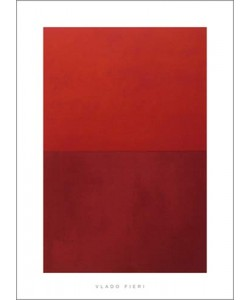 Vlado FIERI, Monochrome Red, 2005